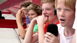 Deine Stimme - On-Air im RheinEnergieSTADION