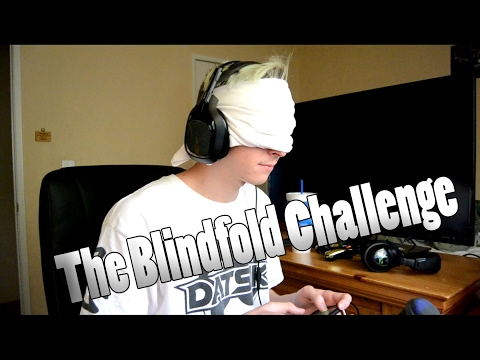 Clash of Clans | THE BLINDFOLD CHALLENGE!!!