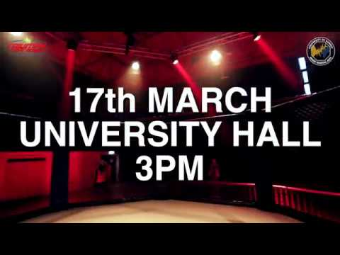 Triumph Fight Series: Round V - Promotional Video *SURREY UNI MMA*