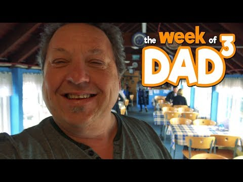 The Week of Dad³ - New Year! New Series! - 1st January 2018