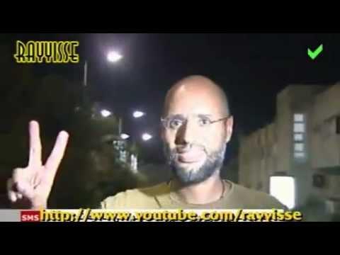 Battle for Tripoli: Gaddafi's Son NOT in Custody