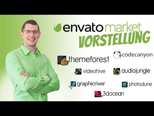 Der Envato Market erklärt – Themeforest, Codecanyon etc. Tutorial Deutsch