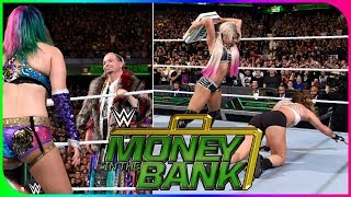 TUEZ  MOI ! WWE MONEY IN THE BANK 2018 RÉSUMÉ RESULTATS [FR]