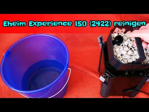 Ep. 9 - Eheim Experience 150 (2422) reinigen