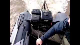 Мотор болотоход Lifan 9 л.с. Винт ветерок