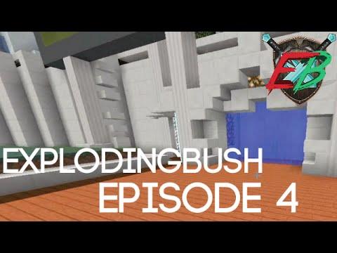 Minecraft | ExplodingBush [4]