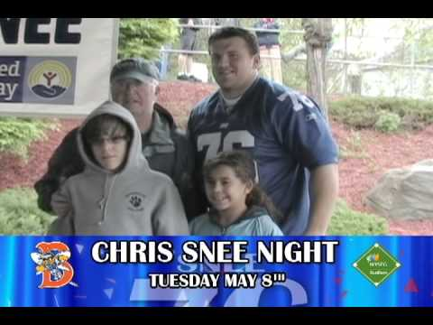 Commercial - Chris Snee Night