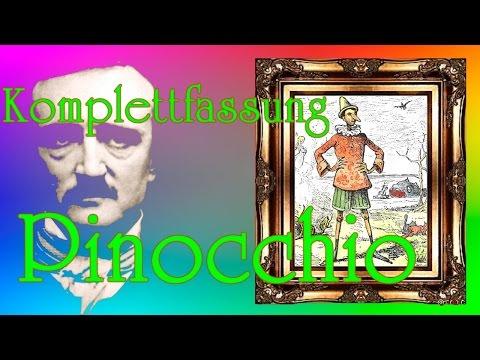 Pinocchio - Komplette Lesung (Carlo Collodi)