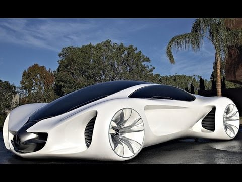 Mercedes Benz Future Car Youtube