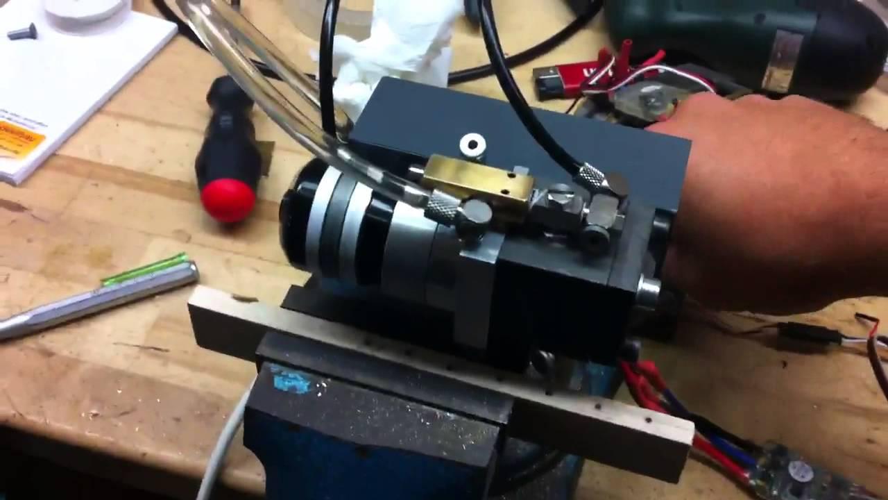 kampshoff pumpe ohne gummipuffer youtube