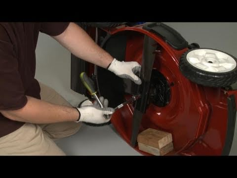 Toro Lawn Mower Blade Replacement 108 9764 03 Youtube