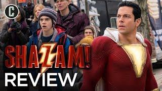 Shazam! Non-Spoiler Review: A Delightful Home Run for DC