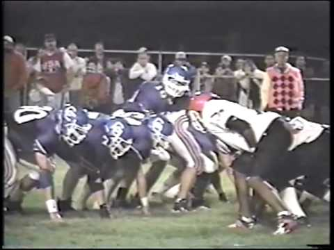 Detroit CC Football 1997 Highlights 6/13