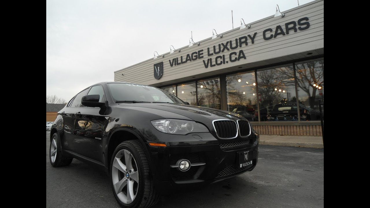 2011 Bmw X6 Xdrive 35i In Review Village Luxury Cars