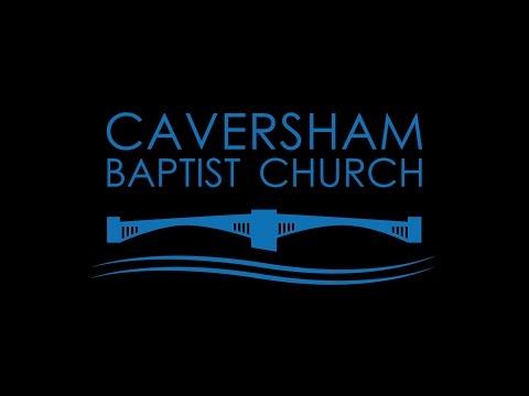 Caversham Baptist Church Baptism