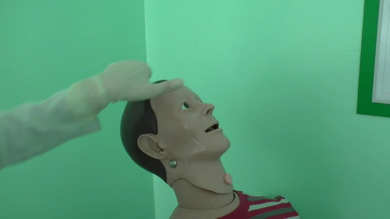 Download 33  Instillation of nose drops