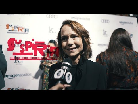 SUSPIRIA - Red Carpet Premiere! [ Vixen's Movie Massacre ]