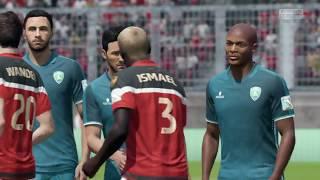 Al Raed vs Al Fateh | Saudi Arabia | 28 December 2017 | FIFA 2018 2017 Video