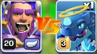 """THis THING WON'T DIE!!! """"Clash Of Clans"""" LEAGUE WARS!!"""