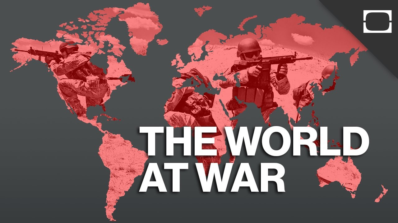 What countries are currently at war a complete list youtube what countries are currently at war a complete list nowthis world gumiabroncs Gallery