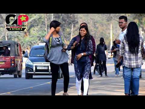 Vontir Shaving Kot Koram    Prank in Guwahati University   Comment Trolling Part-4  GPS  
