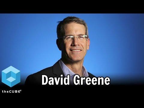 David Greene, ZeroStack | CubeConversations 1 of 2 Dec 2017