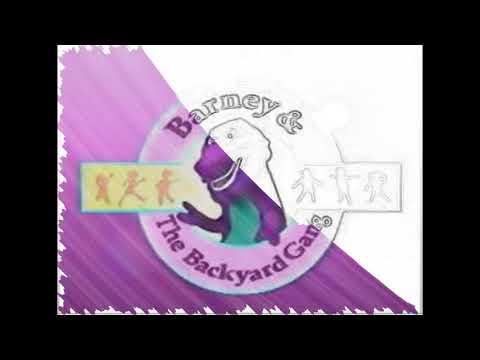 Barney & The Backyard Gang Theme Song Remix