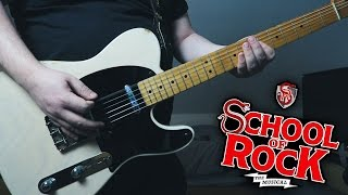 SCHOOL OF ROCK: The Musical - Stick It To The Man (Cover)
