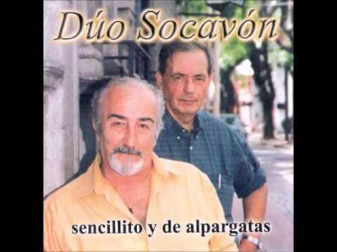 Duo Socavón - Sencillito y de alpargatas (2001)