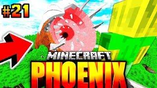 DER WELTENFRESSER ist ZURÜCK?! - Minecraft Phoenix #021 [Deutsch/HD]
