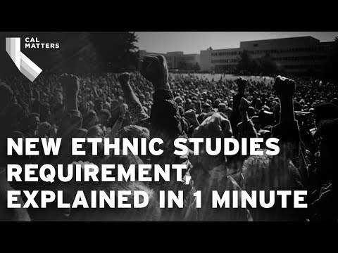 Ethnic studies a new graduation requirement for California State University students