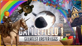 THE COOLEST EASTER EGGS IN BF1