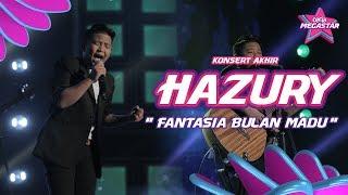 Download lagu Berdiri bulu ROMA dengar Hazury nyanyi Search Fantasia Bulan Madu | Ceria Megastar Akhir I Final