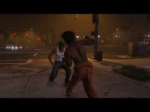 YoungBoy Never Broke Again - Left Hand Right Hand GTA MUSIC VIDEO