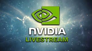 NVIDIA GeForce Special Event Livestream