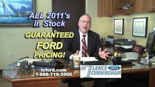 LC Ford Gas Promotion LANCE CUNNINGHAM FORD CALL 865-687-2100