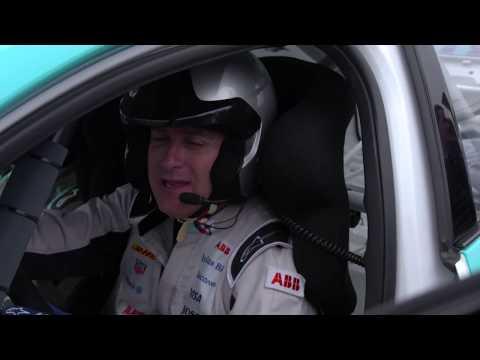 Jaguar I-PACE eTROPHY Debut - Alejandro Agag, Founder & CEO, Formula E (in eTROPHY)