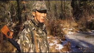 Охота на изюбря в Якутии