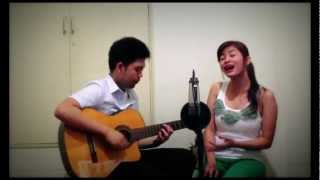 Tulak Ng Bibig (Julianne) Cover by Shane Anja Ft. Martin Galero on guitar