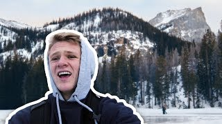 Exploring the Rocky Mountains