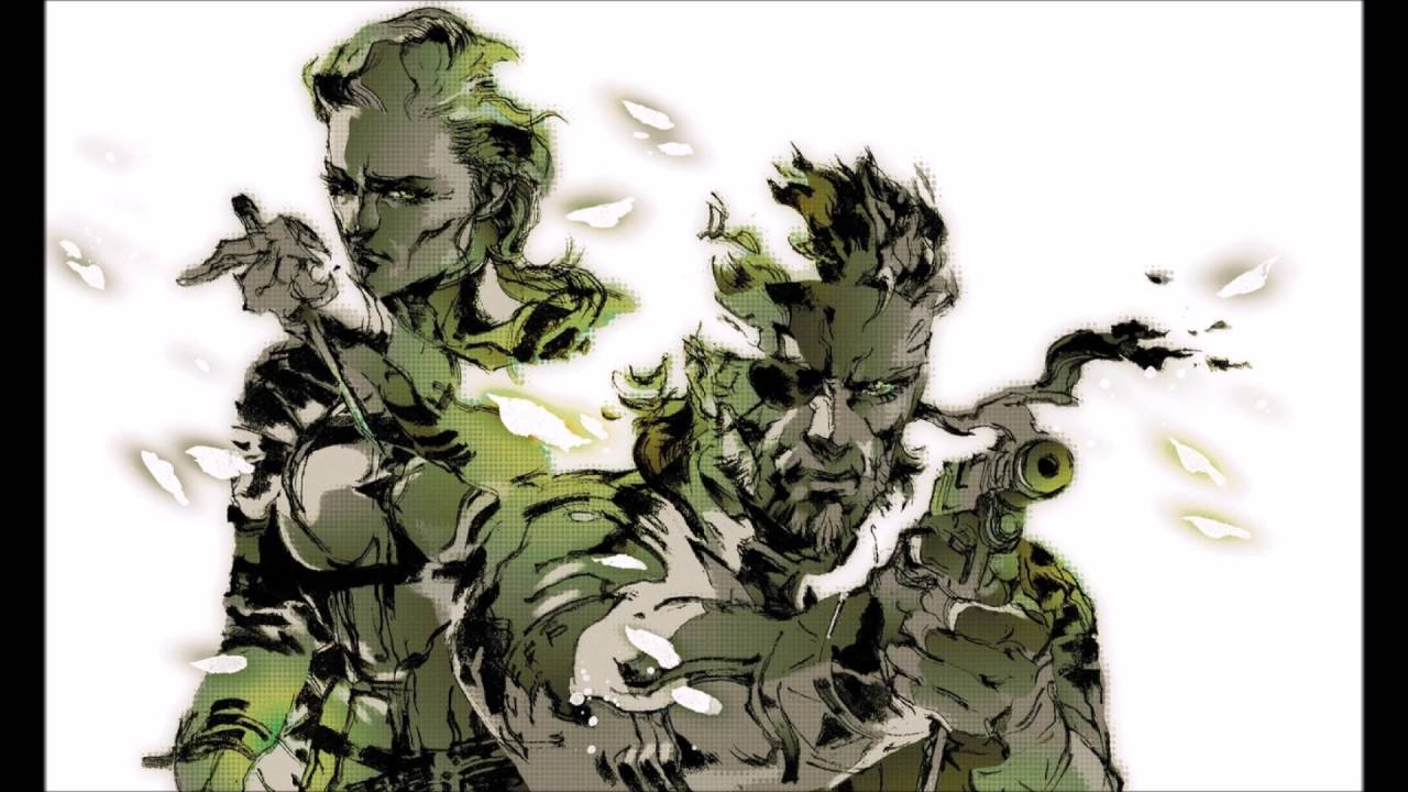 Metal Gear Solid 3 Snake Eater OST