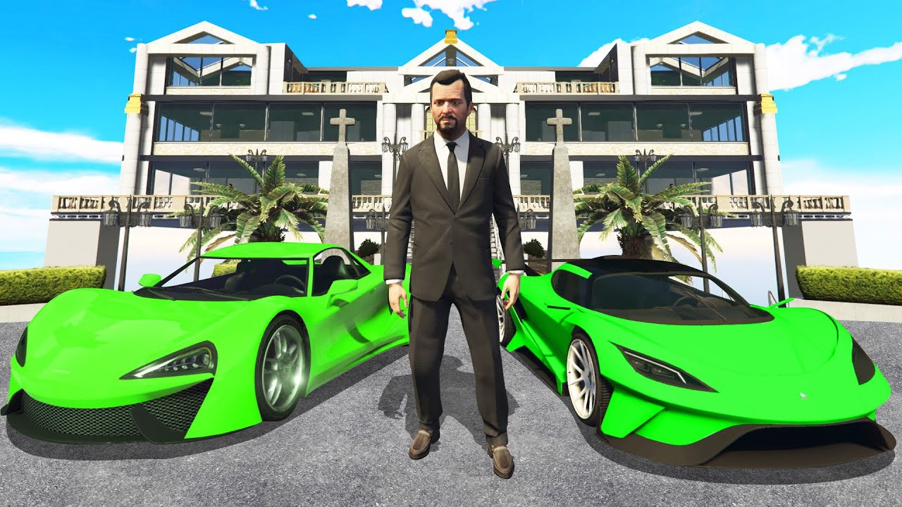 Download Playing GTA 5 As A BILLIONAIRE!