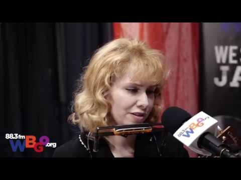 """Nellie McKay performs """"Lazybones"""" on WBGO"""
