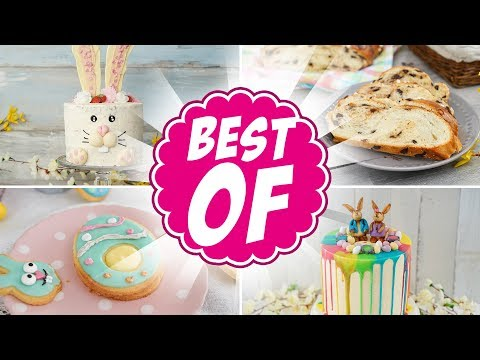 Die BESTEN Oster Rezepte | Sallys Best Of / Sallys Welt