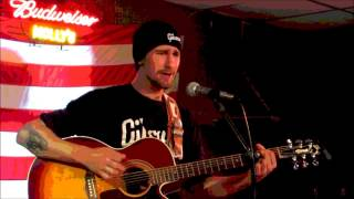 JAKE PHILLIPS 2017 ABQ NM clips Acoustic Music @ MOLLYS BAR New Mexico USA