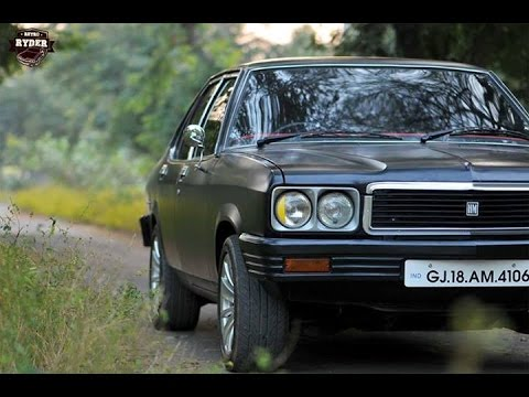 Hindustan Motors Contessa Indian Muscle Car Youtube