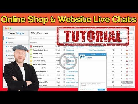 🚀Mit Onlineshop Geld verdienen durch eine Live Chat Box???🚀