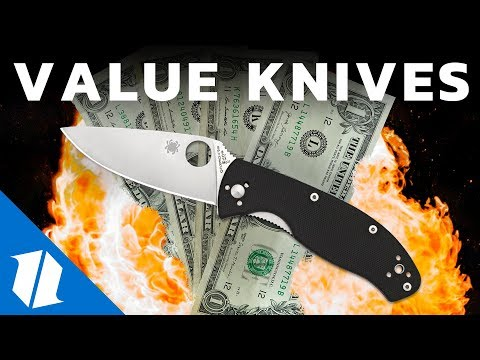 Best Bang for Your Buck Knives   Knife Banter S2 (Ep 1)