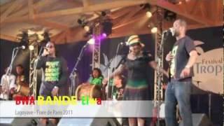 Guadeloupean Mas Bwa Bandé - Elwa Feat Axel XeLo Landre - Foire de Paris 2011