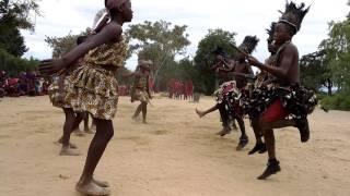 Traditional Dance. Muzokomba Primary School, Zimbabwe